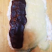 #下午茶甜点#椰蓉糯米豆沙糕的做法图解10