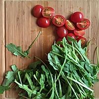 蔬菜沙拉#浪漫樱花季#的做法图解1
