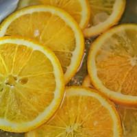 橙光脆饼(饺子皮版)的做法图解2