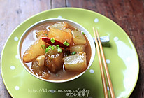 蚝油冬瓜的做法