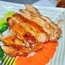 #金龙鱼外婆乡小榨菜籽油 我要上春碗#懒人版照烧鸡肉饭