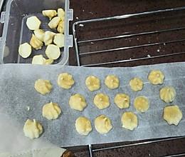 蛋清糖(饼干?)(懒人做法,消灭蛋清)的做法