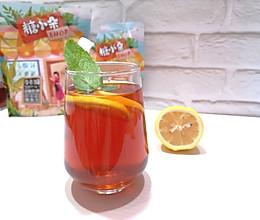#糖小朵甜蜜控糖秘籍#快乐水~柠檬红茶的做法