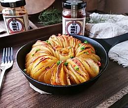 #一道菜表白豆果美食#腐乳烤土豆,一样调料就能做,简单美味的做法