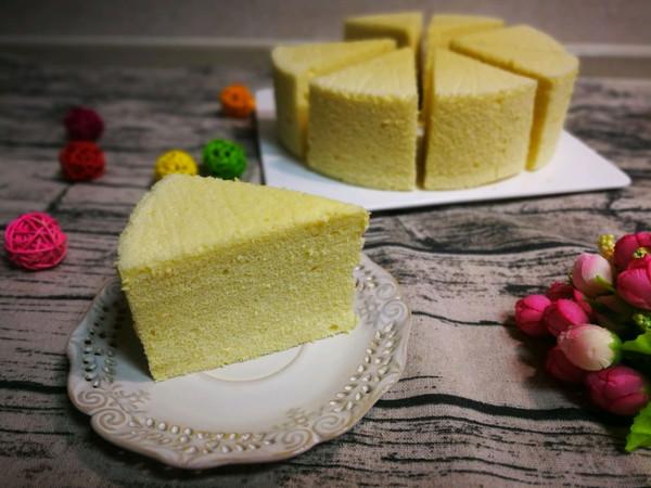 8寸【蒸蛋糕】