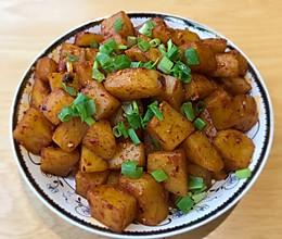 寻味路边摊,在家就能做的狼牙土豆的做法