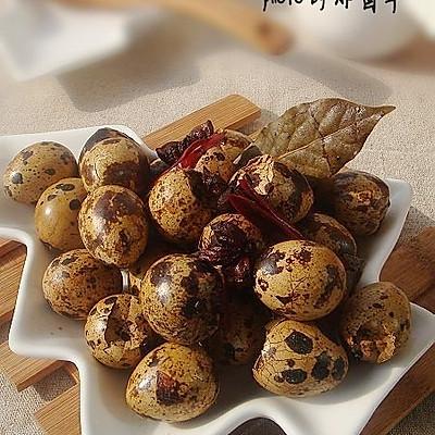 卤五香鹌鹑蛋