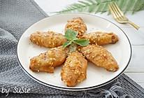 蒜蓉烤鸡翅的做法