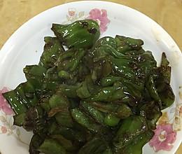 虎皮青椒简单版的做法