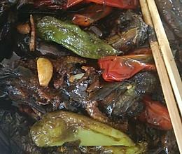 酱油尖椒茄子小咸菜的做法