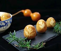 #炎夏消暑就吃「它」#五香茶叶蛋的做法