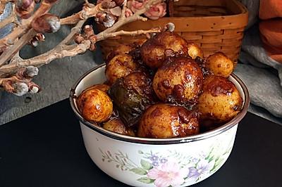 #父亲节,给老爸做道菜#酱焖小土豆