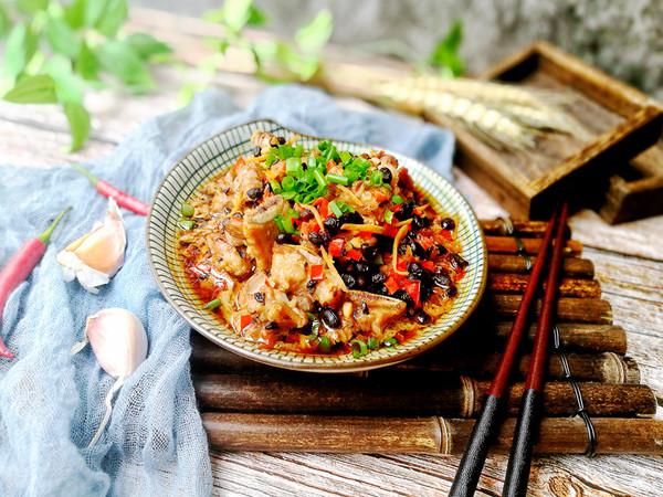 豆豉蒸排骨--快手营养蒸菜的做法