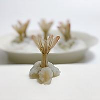 年夜菜|蒸蒸日上·蒜蓉粉丝蒸凤尾虾的做法图解5