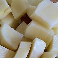 番茄土豆炖牛肉~低脂又美味的做法图解2