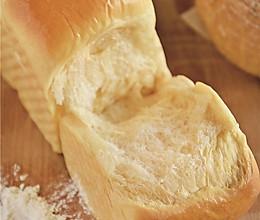 百吃不厌的淡奶油吐司的做法