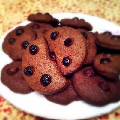 一巧到底_巧克力饼干