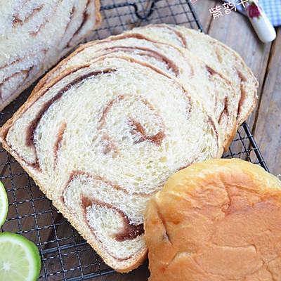 东菱DL-T12面包机试用报告——辫子红豆沙吐司