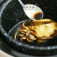 香焖墨鱼(焖)#胆.敢不同,美的原生态AH煲#的做法图解11