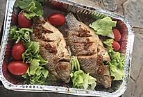 10分钟锡纸烤鱼的做法