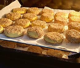 香甜软糯南瓜饼的做法