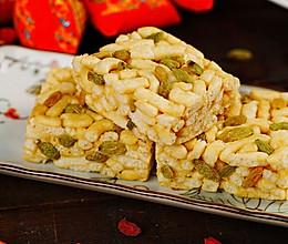 自制传统糕点沙琪玛,松软酥脆,年味十足的做法