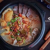 #人人能开小吃店#清炖羊肉汤,汤白味鲜一锅不够喝的做法图解10