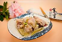 酸菜炆猪脚的做法