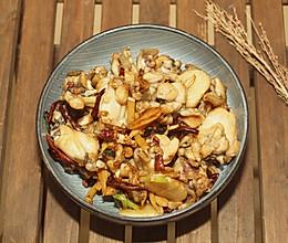 #肉食者联盟# 香辣过瘾的干锅田鸡的做法