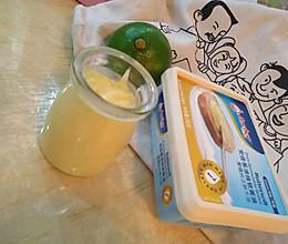柠檬酱#安佳黑科技易涂抹软黄油#的做法