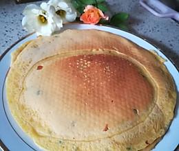 玉米粉烙饼的做法