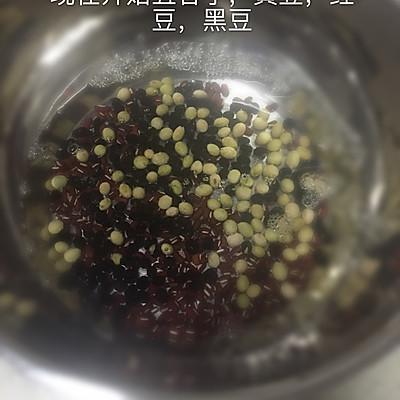 五谷豆浆(怎么做又香又滑)