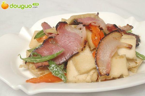 青丝腊肉的做法