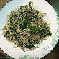 天津年夜饭必备之葱绿新芽的做法图解10