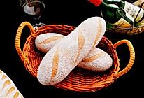 干红葡萄酒黑全麦面包的做法