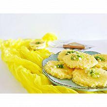 快手早餐—蛋香米饼