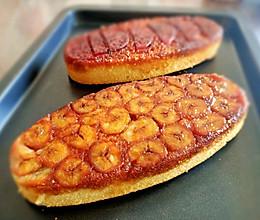 焦糖水果蛋糕的做法