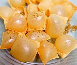 #夏日撩人滋味#烧烤干豆腐(烤豆皮)的做法