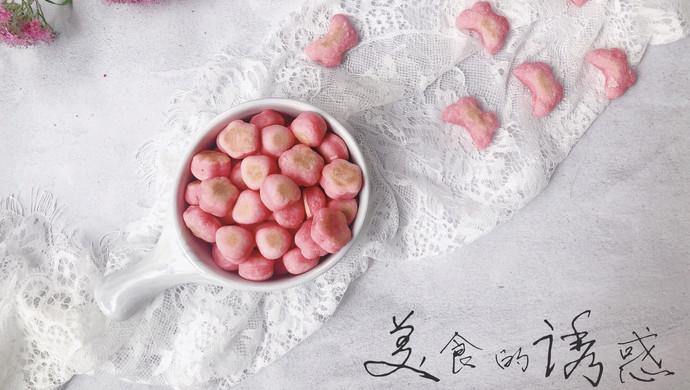 #520,美食撩动TA的心!#爱心奶香小馒头
