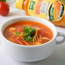 《高阶菜谱》番茄肉丸汤