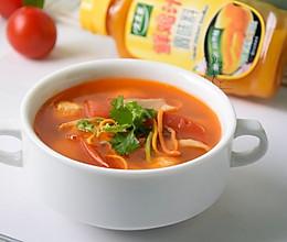 《高阶菜谱》番茄肉丸汤的做法