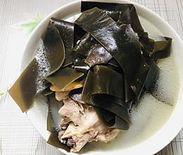猪骨海带汤的做法