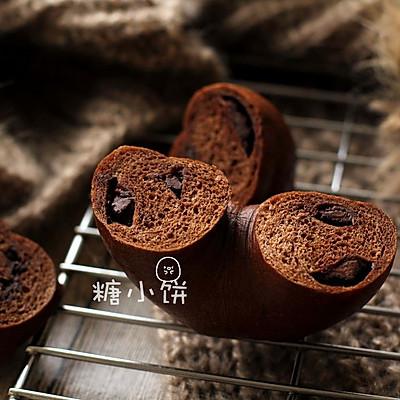 【巧克力贝果】
