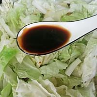 家常下饭菜--白菜炒粉条的做法图解6