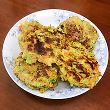时蔬鸡肉饼(低脂)