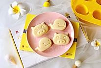 奶香鸡蛋糯米蒸糕的做法