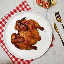 美味健康——无油奥尔良烤鸡