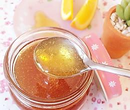 甜橙柠檬果酱/果茶的做法