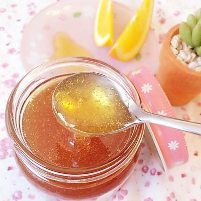 甜橙柠檬果酱/果茶