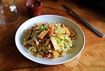 圆白菜怎么炒好吃的做法